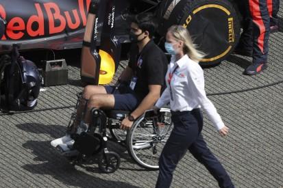Rehabilitation nach Spa-Horrorcrash: Correa träumt vom Formel-3-Titel