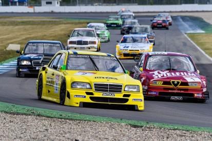 Tourenwagen-Legenden bei 24h Nürburgring 2021 mit Rennen