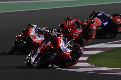Kein Ducati-Sieg in Katar: Sportdirektor Ciabatti ist dennoch zufrieden