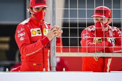 Carlos Sainz: Verstehe jetzt schon besser, wie Leclerc das anstellt
