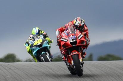 MotoGP-Liveticker Portimao: Marquez weiter im Kampf um die Pole!