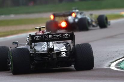 Valtteri Bottas: Reifenschaden vor dem Rennen in Imola