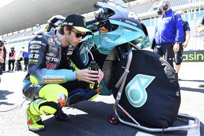 """Valentino Rossi: """"Das ist der Grund, warum ich noch weiterfahre"""""""
