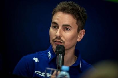 "Jorge Lorenzo: ""Yamaha behandelt Franco Morbidelli nicht optimal"""