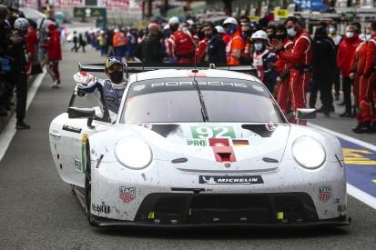 Splash-&-Dash drohte! Porsches GTE-Pro-Sieg war in Gefahr