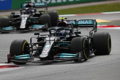 """Bottas vs. Hamilton: """"Bin nicht hier, um mich einfach überholen zu lassen"""""""