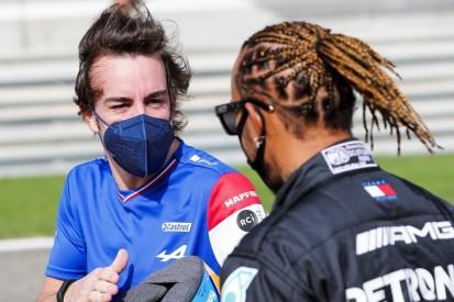 Formel-1-Liveticker: Alonso: Hamiltons Erfolge werden nicht genug gewürdigt
