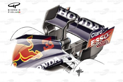 "Formel-1-Technik: Das ""Flatter""-Phänomen der ""Flexiwings"""