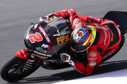 Moto3 in Le Mans FT2: Rodrigo mit Tagesbestzeit, Acosta nur auf P18