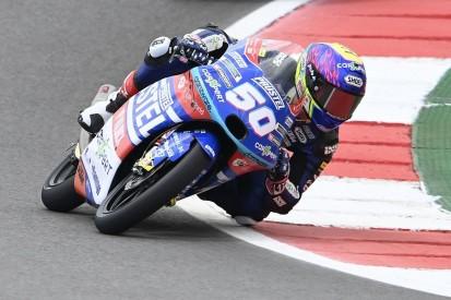 Update Jason Dupasquier: Zustand nach Moto3-Unfall sehr ernst