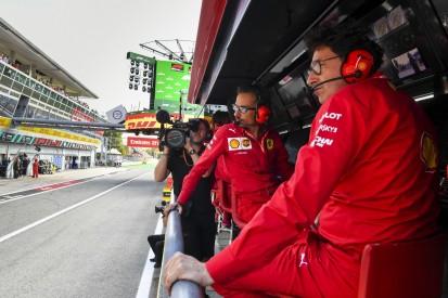 Umstrukturierung: Ferrari-Teamchef Binotto nicht mehr am Kommandostand