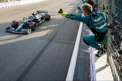 Vettel: Baku-Podium täuscht über verpasste Strategiechance hinweg