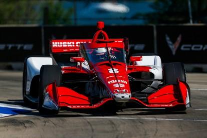 IndyCar Detroit 1: Ericsson siegt - Rosenqvist nach Crash im Krankenhaus
