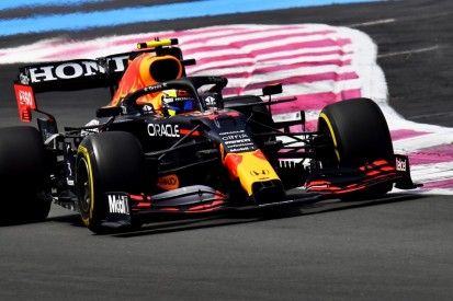 Sergio Perez: Mit unserem Heckflügel sollte im Rennen was drin sein