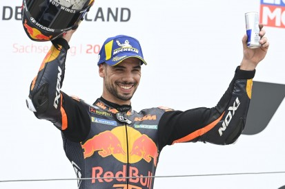 Drittes MotoGP-Podium in Folge: Miguel Oliveira macht KTM glücklich