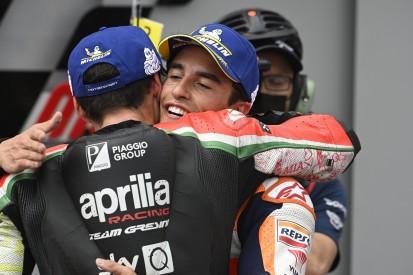 """""""Von einem anderen Planeten"""": MotoGP-Kollegen zollen Marc Marquez Respekt"""