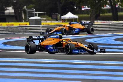 Andreas Seidl erklärt: Darum gab es bei McLaren keine Teamorder