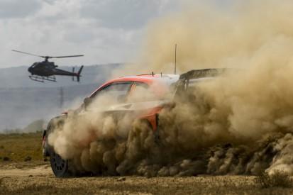 Aufhängung kostet Hyundai auch WRC-Sieg in Kenia - Chef: Ist kein Pech mehr