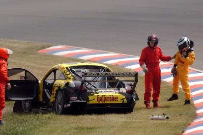 """""""Können die Autos das?"""": DTM fürchtet Lausitzring-Steilkurve nach Dilemma 2003"""