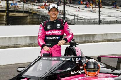 IndyCar 2022: Castroneves fährt volle Saison für Shank - Harvey muss gehen