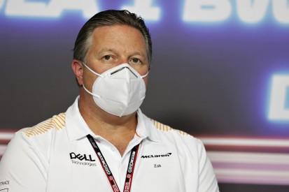 Brown: Sponsoren werden nicht durch laute Motoren abgeschreckt