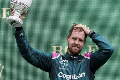 Sebastian Vettel verliert P2 in Ungarn: Disqualifiziert!