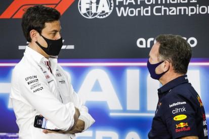 Formel-1-Liveticker: Nach Crash: Horner blockt Entschuldigung von Wolff ab