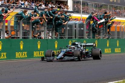 Protest gegen Vettels Disqualifikation in Ungarn: Aston Martin macht ernst!