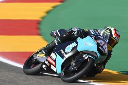 Moto3-Qualifying Aragon: Erste Pole für Darryn Binder seit Katar