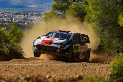 WRC Akropolis-Rallye Griechenland 2021: Kalle Rovanperä fährt Sieg nach Hause