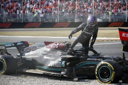 Lewis Hamilton im Schock: So zerbrechlich kann das Leben sein!