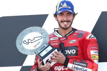 """Bagnaias erster MotoGP-Sieg """"mein bester Sieg überhaupt"""""""