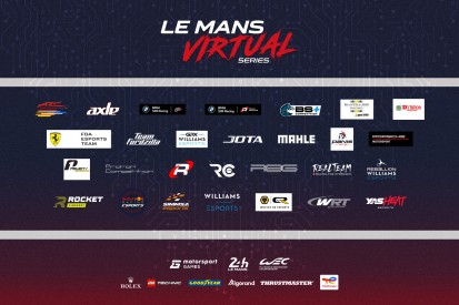 Virtuelle Le-Mans-Serie vereint Rennsport- und E-Sport-Elite