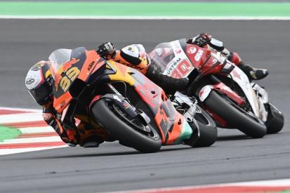 Brad Binder in Misano Neunter: KTM hat wieder ein schwieriges Wochenende