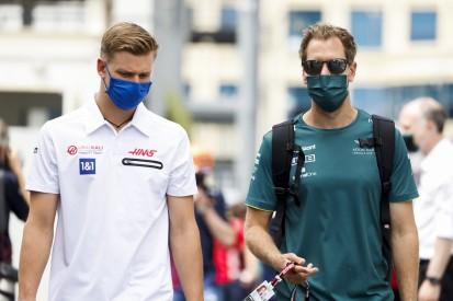 """Vettel über Mick Schumacher: """"Hat das ganze Team vorangetrieben"""""""