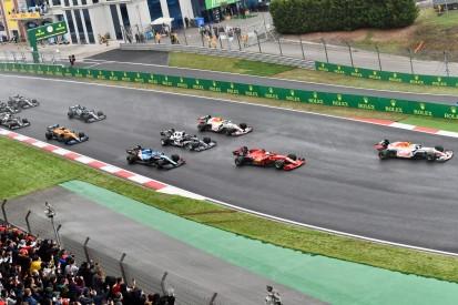 F1-Chef Domenicali: Sprints an jedem Wochenende waren nie eine Option