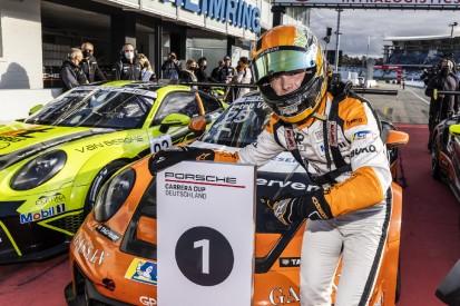 Porsche-Carrera-Cup Hockenheim 2021: Ten Voorde alter und neuer Meister