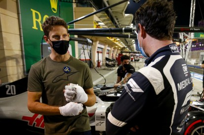 Romain Grosjean: Nächste Hauttransplantation steht an