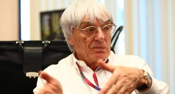 Ecclestone Webber'den şampiyonluk bekliyor
