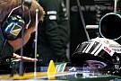 Van der Garde: Gelecek testler daha iyi olacak
