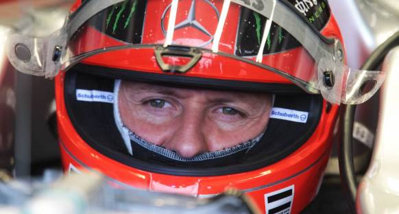 Michael Schumacher beklentilerini yeni araca saklıyor