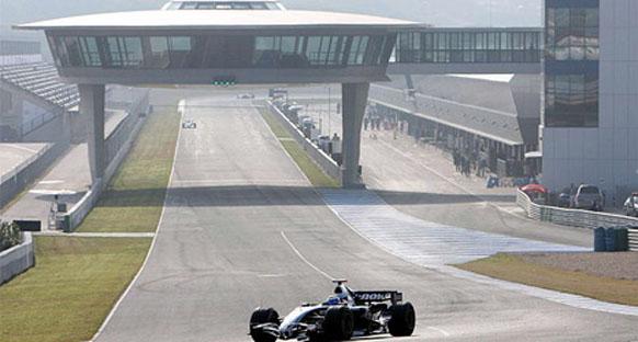 Jerez test programı açıklandı