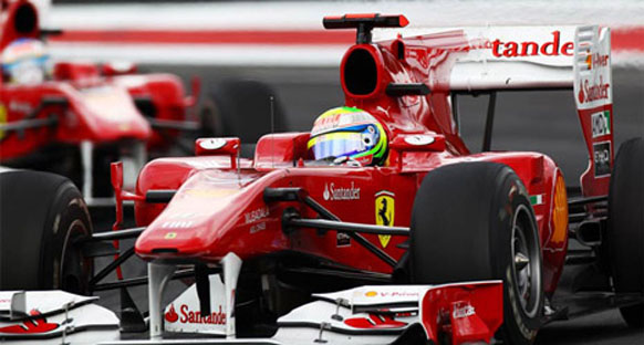 Ferrari testlere Massa ile başlayacak