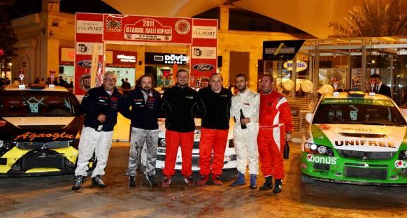 İstanbul Ralli Kupası Heyecanı Başladı