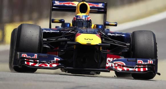 Brezilya'da sezon kapanışı Webber'den