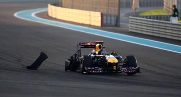 Pirelli Vettel olayında lastiğini akladı