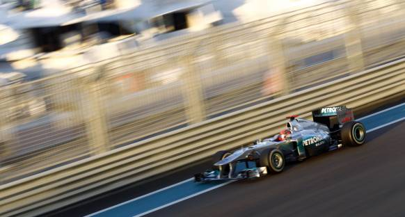 Schumacher: Elimden daha iyisi gelmezdi