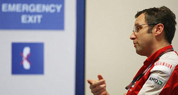 Ferrari: Massa için 2012 kritik yıl olacak