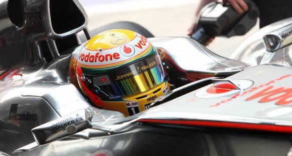 Hamilton: Massa boş alan bırakmadı