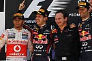 Vettel'e şampiyonluk yetmiyor - Kore'de zafer Vettel'in
